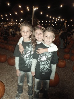 The Triplets - Blake, Charlise and Jackson